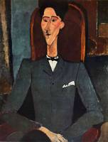 Amedeo Clemente Modigliani Painting 69