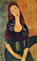 Amedeo Clemente Modigliani Painting 71