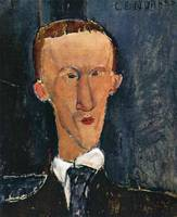 Amedeo Clemente Modigliani Painting 73