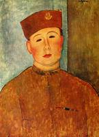 Amedeo Clemente Modigliani Painting 77