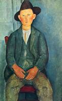 Amedeo Clemente Modigliani Painting 81