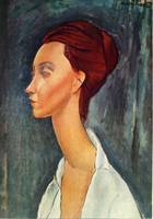 Amedeo Clemente Modigliani Painting 85