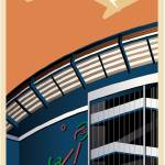 """Shea Stadium"" by johnwtomac"