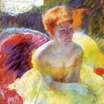 """Mary Cassatt Painting 6"" by ArtLoversOnline"