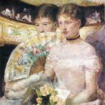 """Mary Cassatt Painting 14"" by ArtLoversOnline"