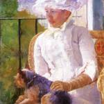 """Mary Cassatt Painting 16"" by ArtLoversOnline"