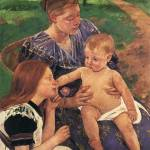 """Mary Cassatt Painting 20"" by ArtLoversOnline"