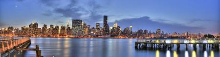 Panoramic NYC HDR