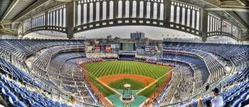 Pano HDR New Yankee Stadium