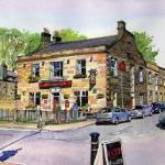 """THE COMMERCIAL UPPERMILL"" by IANHPARRY"