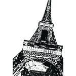 """Eiffel Print"" by lucasstoffel"