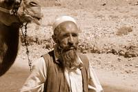 Close Up: Kuchi Elder, Afghanistan