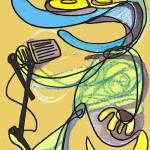 """The Singer"" by Polylerus"