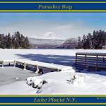 """Adirondack Paradox Bay Titled"" by tgcoyle"
