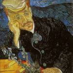 """Portrait of Dr. Gachet by Vincent Van Gogh"" by BlueMoonArts"