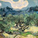 """The Olive Trees 1889 by Vincent Van Gogh"" by BlueMoonArts"