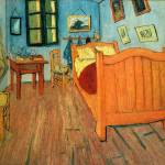 """Bedroom In Arles by Vincent Van Gogh"" by BlueMoonArts"