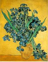 Irises 3 by Vincent Van Gogh