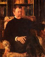 Portrait Of Alexander Cassatt