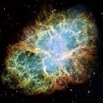 """Crab Nebula"" by BlueMoonArts"