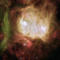 Ghost Head Nebula - NGC 2080