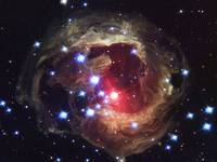 Red Supergiant V838 Monocerotis, V838 Mon