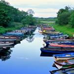 """Rowboats Killarney Ireland"" by Kenneth"