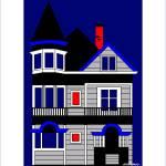 """1080 Haight Street"" by Lonvig"