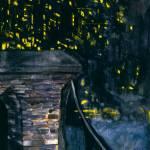 """Brooklyn Bridge at Night"" by ChristopherBuckley"