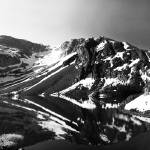 """tioga pass (bw)"" by BonnieRaw"