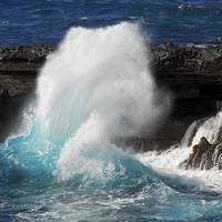 Oahu Crashing Wave