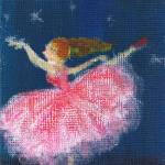 """Ballet under the Stars , a Ballerina painting by M"" by marieLsBalletArt"