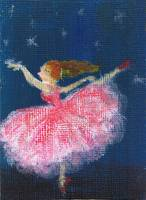 Ballet under the Stars , a Ballerina painting by M