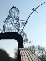 York Public sculpture