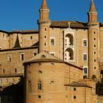 """Urbino, Torricini, Palazzo Ducale e Rampa di Giorg"" by dodyci"