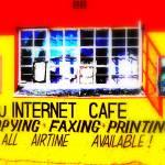 """INTERNET ANYONE !"" by Funkpix"