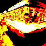 """""""Market Scene"""" by Funkpix"""
