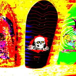 """Skate Boards  (4)"" by Funkpix"
