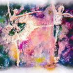 """""""Pas De Deux Passion"""" by cynthia"""
