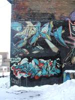 Graffiti Montreal 23