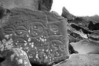 Petroglyphs, Wedding Rocks, Cape Alava