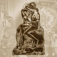 Tribune To Rodin's Kiss - Brown Variation