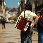 """""""young street musician"""" by neilbernhart"""