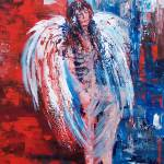 """EARTH ANGEL"" by claudemarshall"