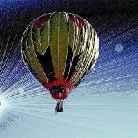 space balloon by Gary Miles