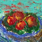 """Nature morte avec pommes"" by JBGallery"