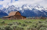 Mormon Row Barn by David Kocherhans