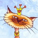 """Pussy Cat Smile"" by victoriasponge"