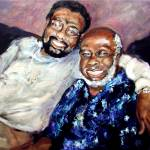 """Friends - William Bell & Rufus Thomas"" by GinetteCallaway"