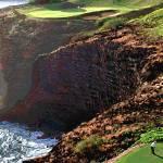 """Manele Course-Lanai, Hawaii"" by AudieDunham"